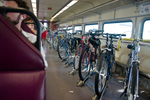 Bicycles and Trains   Progress
